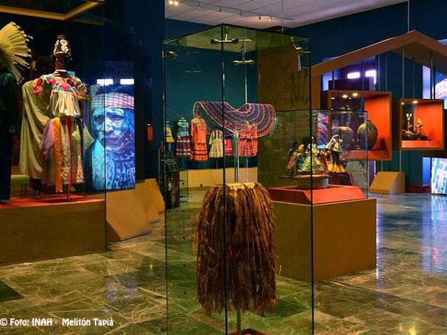 Castillo de Chapultepec exhibe la riqueza de las culturas indígenas del norte de México