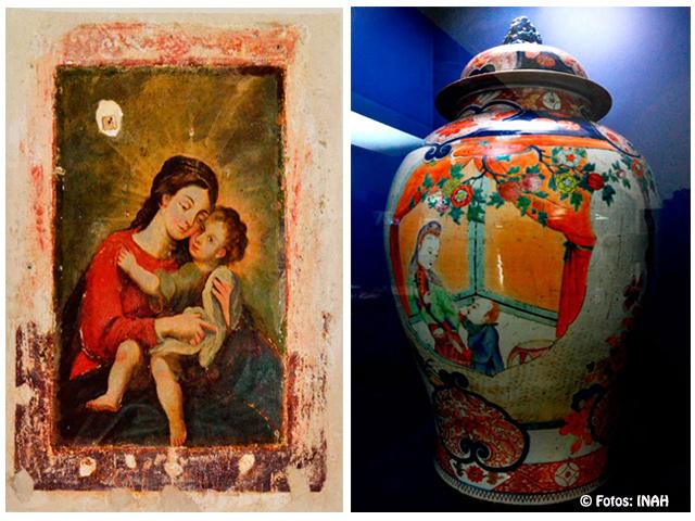 Oriente en Nueva España: nueva exposición permanente del Museo del Virreinato
