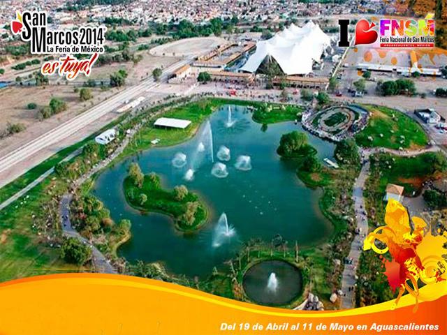 Estado invitado y fechas de la Feria de San Marcos 2014