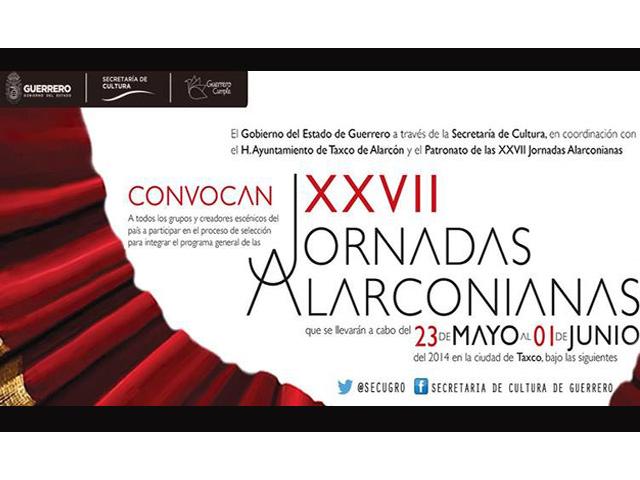El festival Jornadas Alarconianas 2014 convoca a artistas de todo méxico