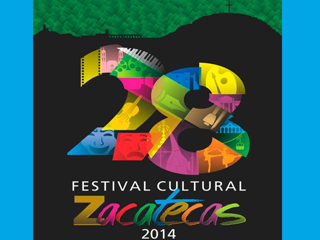 Conciertos y Eventos del Festival Cultural Zacatecas 2014