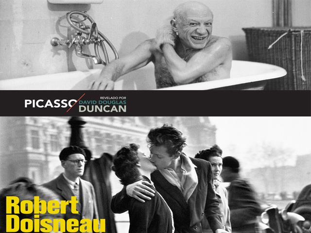 Exhibirá Bellas Artes fotografías de Picasso y Doisneau