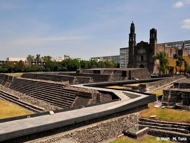 Tlatelolco celebra 70 años de investigaciones arqueológicas