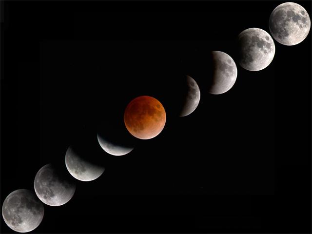 La luna roja del 15 de abril 2014 será visible en todo México