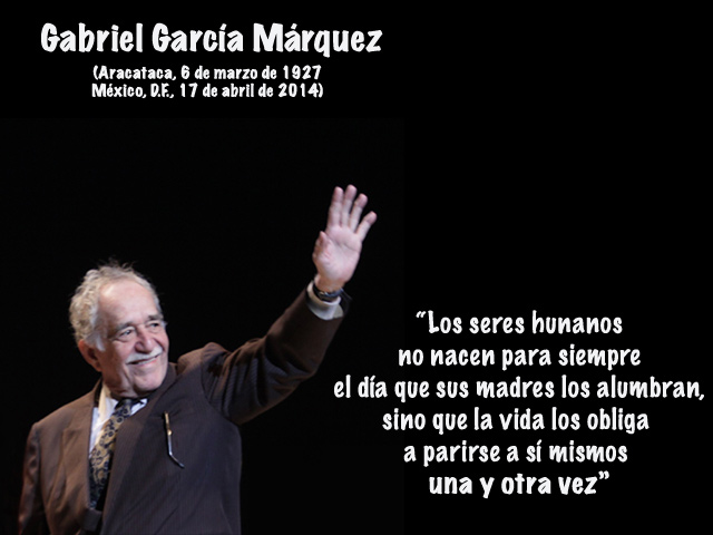 Fallece el escritor Gabriel García Márquez en su casa en México D.F.