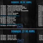 Programa 26 y 27 abril 2014 Semana Moto Mazatlán