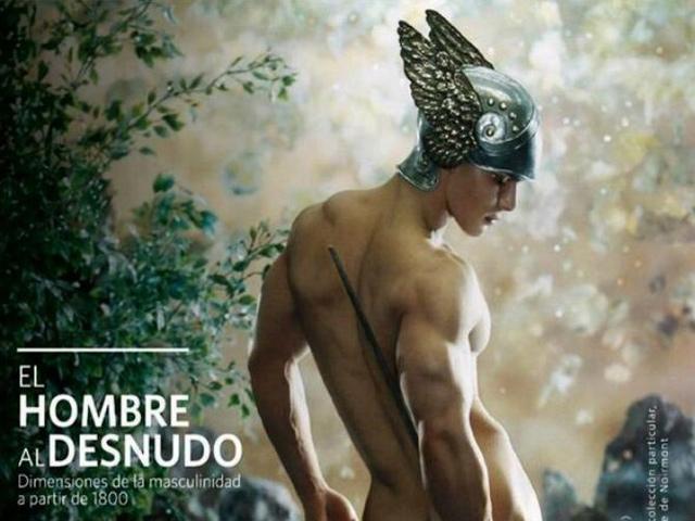 """El MUNAL exhibe """"El hombre al desnudo"""""""