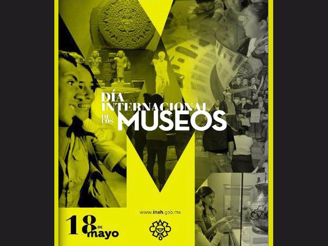 Domingo 18 de mayo de 2014: Día Internacional de los Museos