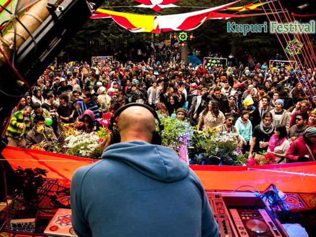 Programa de Conciertos del Kupuri Festival 2014