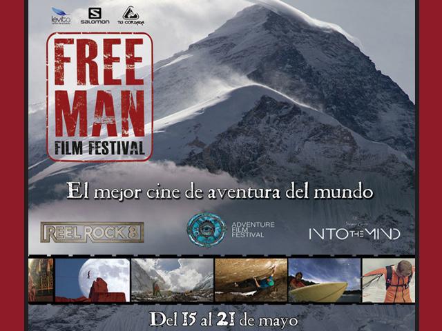 Freeman Film Festival 2014: ¡El mejor cine de aventura del mundo llega a México!