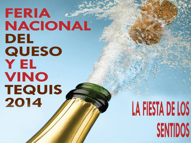 Feria Nacional del Queso y Vino 2014 en Tequisquiapan