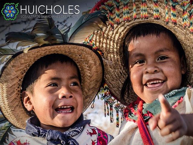 """Anuncian estreno mundial de """"Huicholes: los últimos guardianes del peyote"""""""