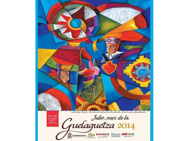 Fechas, horarios y boletos de la Guelaguetza 2014 en la ciudad de Oaxaca