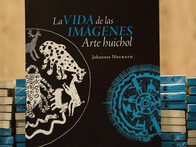Antropólogo austriaco del INAH dedica un libro al arte huichol
