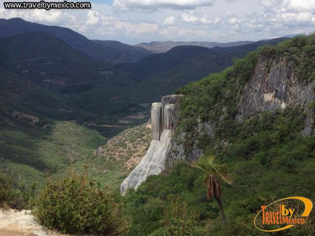 Conoce las cascadas petrificadas de Hierve El Agua en Oaxaca