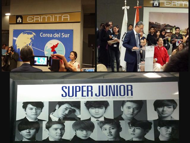 Palacios y cultura Kpop de Corea del Sur llegan al Metro de México