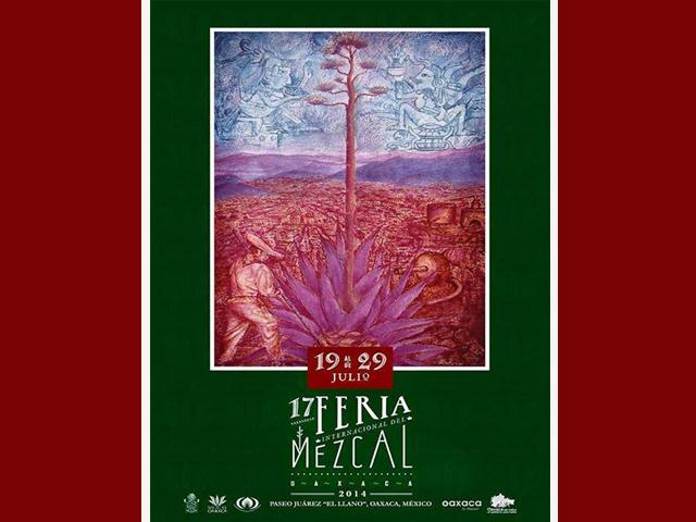 XVII Feria Internacional del Mezcal Oaxaca 2014
