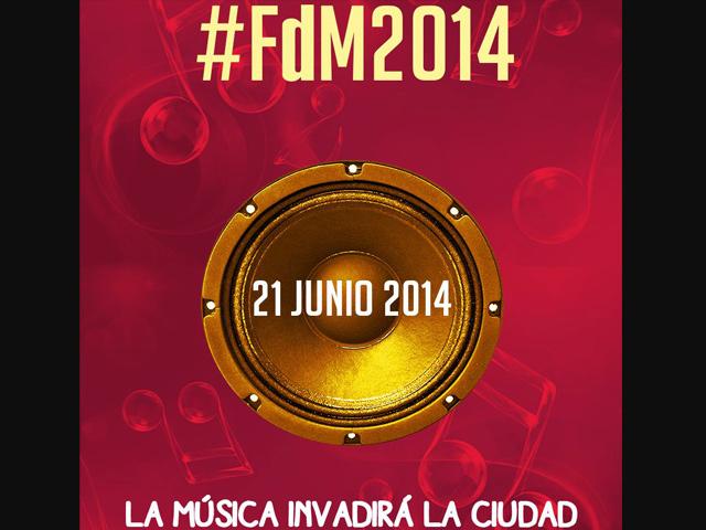 Sedes y conciertos de la Fiesta de la Música 2014 en México y Pachuca