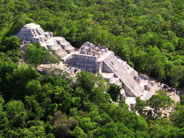 Antigua ciudad maya de Calakmul y sus bosques ahora Patrimonio Mixto de la Humanidad