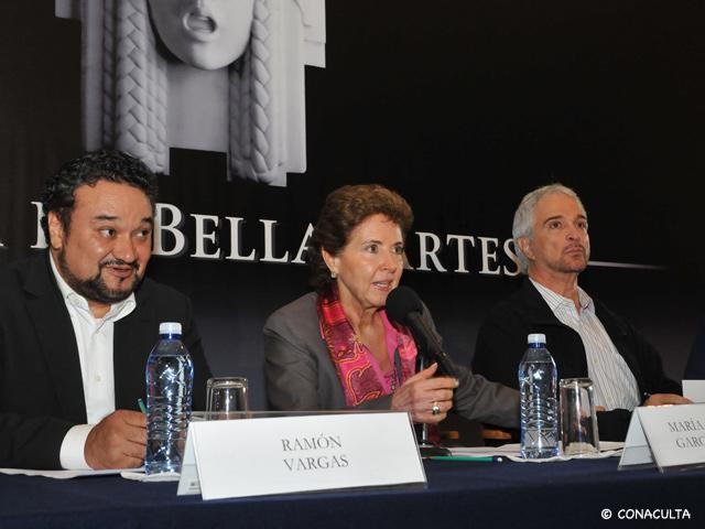 El tenor Ramón Vargas será por primera vez 'El Trovador' de Verdi en Bellas Artes