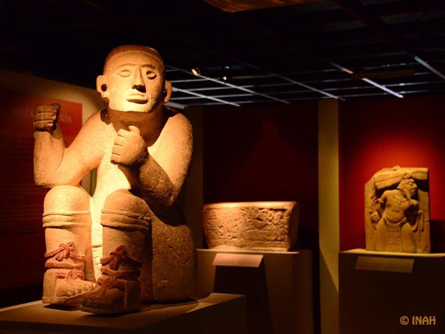 La muestra 'Mayas, el lenguaje de la belleza' llegó a Villahermosa