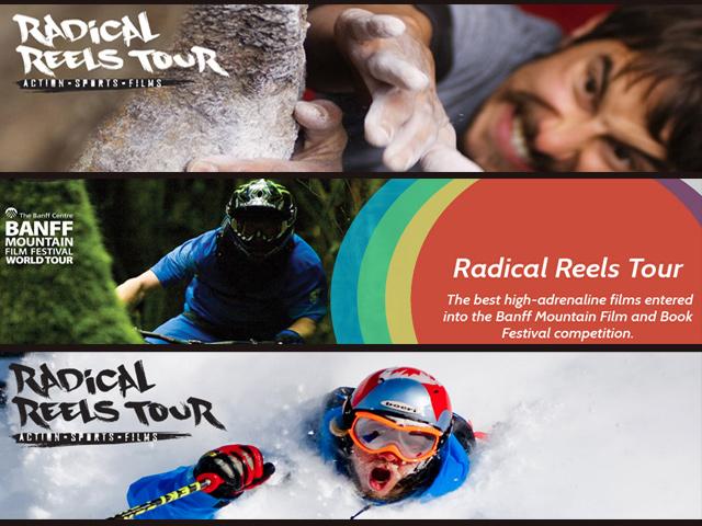 Radical Reels Tour 2014: Cine de aventura en la Cineteca Nacional