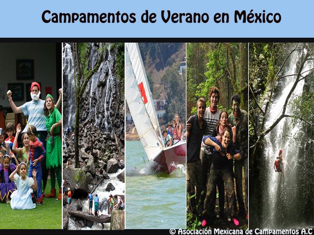 Tips para escoger un campamento de verano para niños, adolescentes y jóvenes en México