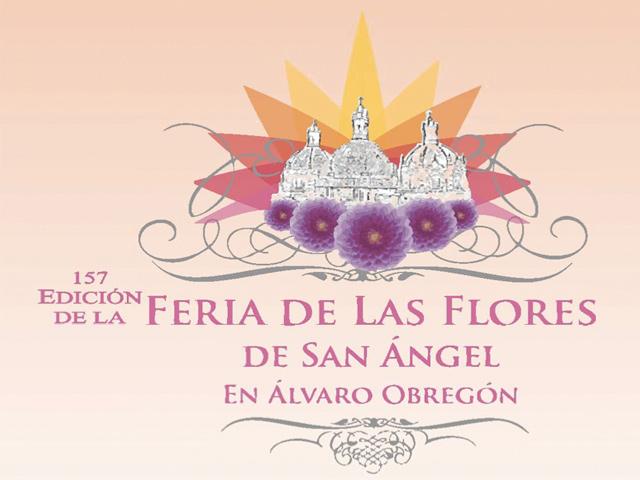 Una semana de festividades en San Ángel para la Feria de las Flores 2014