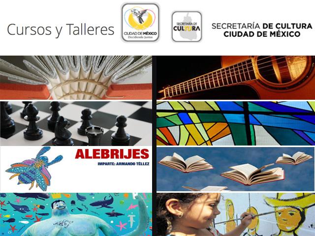 Cursos y talleres de verano 2014 en la ciudad de México