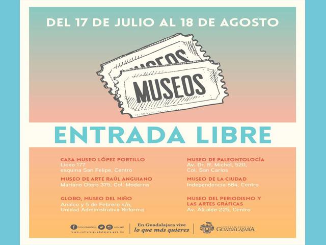 Este verano, los museos municipales de Guadalajara son gratuitos
