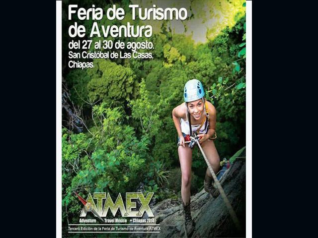 3 Feria Internacional de Turismo de Aventura 2014 en Chiapas