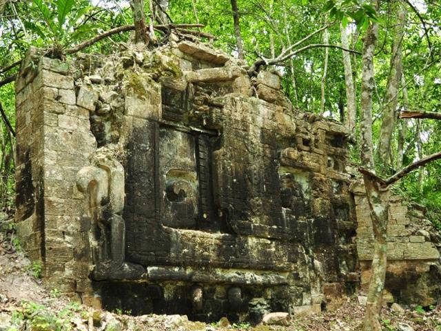 """Redescubren """"La Lagunita"""", ciudad maya perdida desde cuatro décadas"""