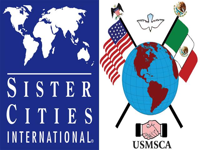 Ciudades mexicanas y sus ciudades hermanas estadounidenses