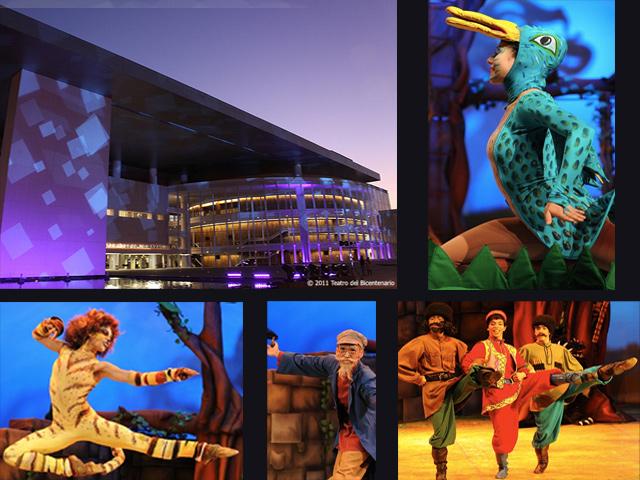 Pedro y el Lobo llegan al Teatro del Bicentenario de León
