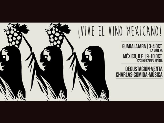 FEVINO 2014: Festival del vino mexicano en Guadalajara y el D.F.