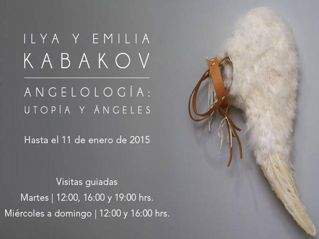 'Angelología: utopía y ángeles' de Ilya y Emilia Kabakov, los milagros existen…