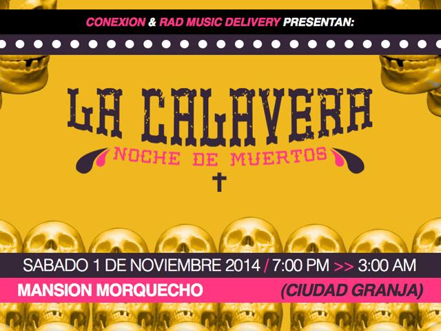 La Calavera 2014: Festival de Noche de Muertos en Guadalajara