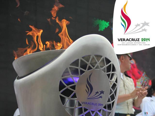 XXII Juegos Deportivos Centroamericanos y del Caribe 2014 en Veracruz