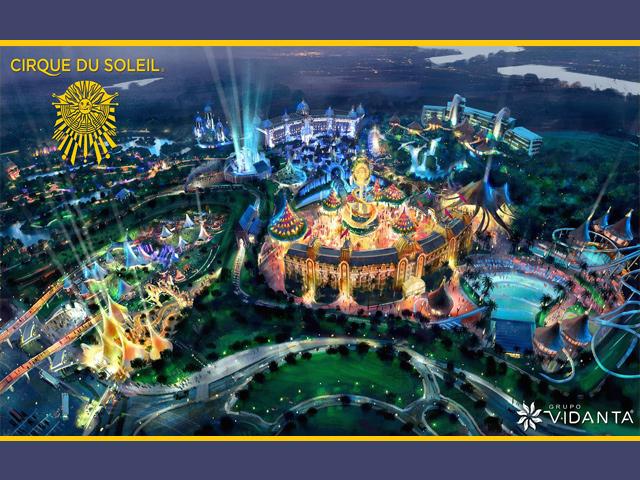 Cirque du Soleil desarrollará un parque temático único y será en México