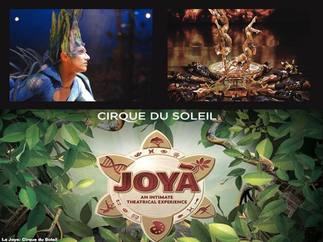 Hoy se estrena 39 joy 39 el espect culo permanente de cirque for Noticias sobre espectaculos