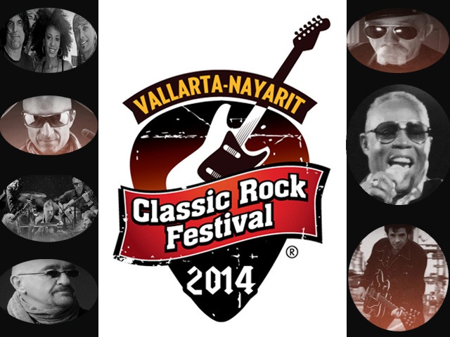 Llega el 1º 'Classic Rock Festival' a Puerto Vallarta y Riviera Nayarit
