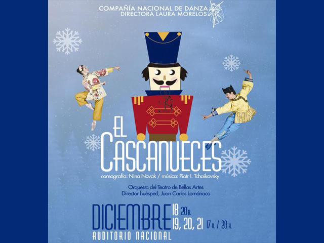 La CND trae la magia de El Cascanueces al Auditorio Nacional