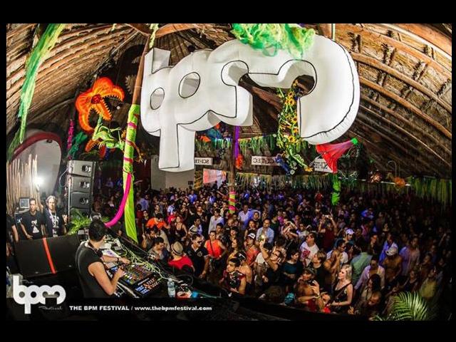 BPM 2015 en Playa del Carmen: el festival de dance music más grande de México