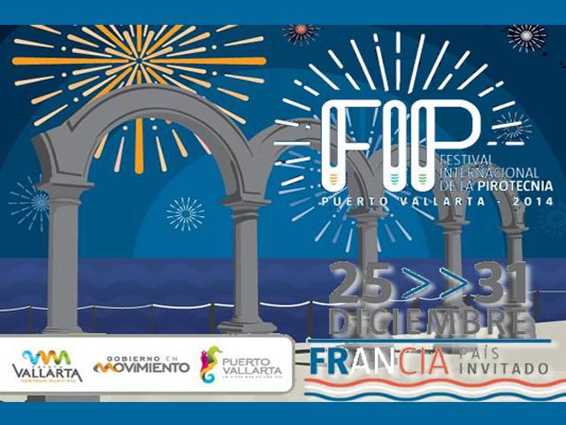 Todos los Conciertos del 1er Festival Internacional de Pirotecnia de Puerto Vallarta