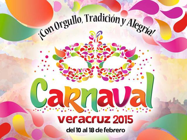 Eventos y conciertos del Carnaval de Veracruz 2015