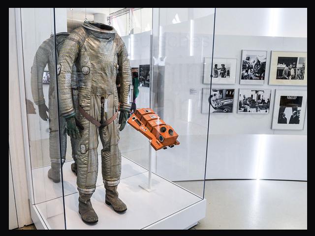 La monumental exhibición sobre Stanley Kubrick llega a México