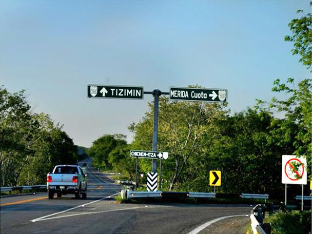 Autovía del Mayab: Autopista sustentable que conecta Mérida a Cancún