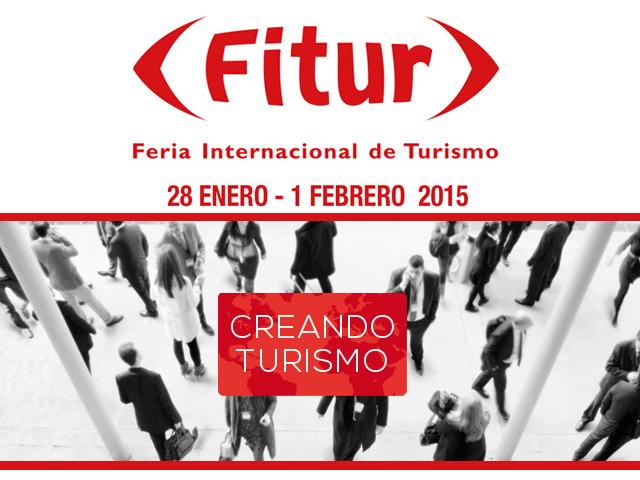 México participa en la Feria Internacional de Turismo (FITUR 2015) en España