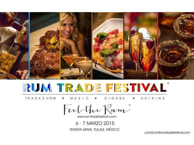 En marzo, Tulum recibirá al Rum Trade Festival 2015
