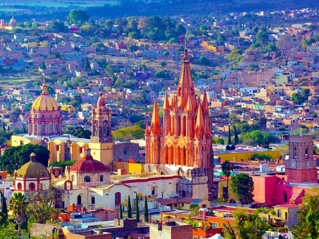 San Miguel de Allende: Sede del Foro Nacional de Turismo Kultur 2015